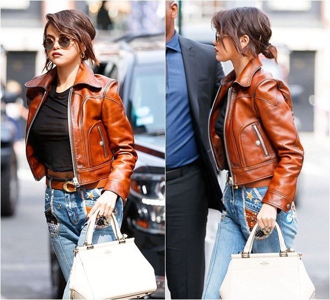 """Học Selena Gomez cách """"thả rông"""" đẹp và không phản cảm - 2"""