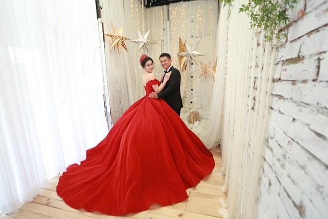 Sau 2 năm, Vân Quang Long khoe ảnh cưới vợ hai kém 10 tuổi - 3