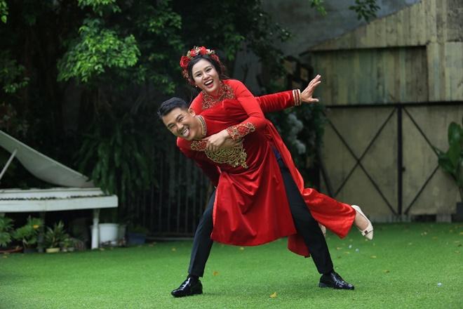 Sau 2 năm, Vân Quang Long khoe ảnh cưới vợ hai kém 10 tuổi - 10