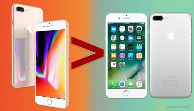 """7 lý do thuyết phục bạn """"lên đời"""" iPhone 8/8 Plus - 1"""