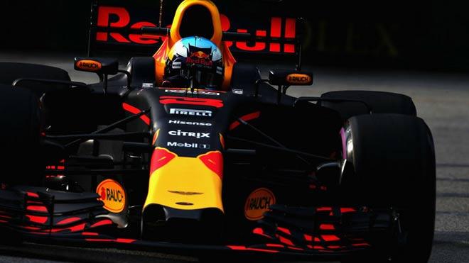 Đua xe F1, đua thử Singapore GP 2017: Cuộc lên ngôi gây choáng - 1