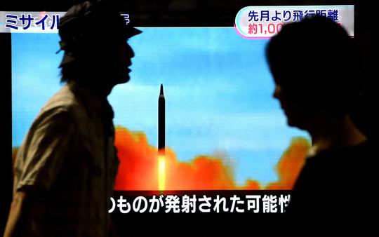 """Triều Tiên """"bị trừng phạt 1.000 năm cũng không ngán"""" - 2"""