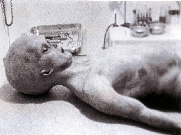 Tiết lộ vụ va chạm dẫn tới cái chết của người… ngoài hành tinh - 1