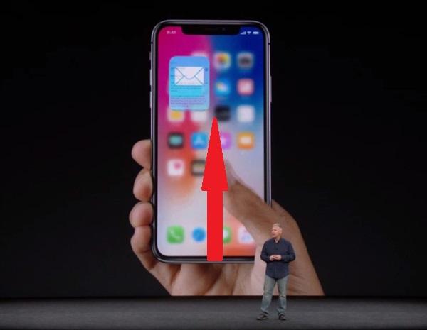 Hướng dẫn sử dụng iPhone X khi đã không còn nút Home - 2