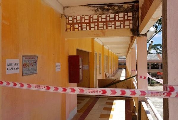 Đà Lạt: Đóng cửa hàng loạt phòng học vì xuống cấp - 1