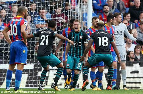 Chi tiết Crystal Palace - Southampton: Nỗ lực vô vọng (KT) - 3