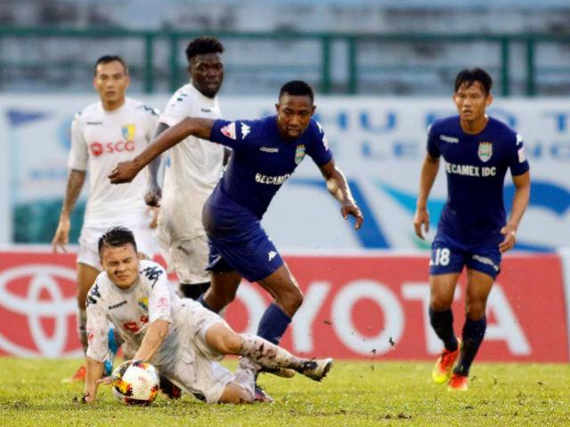 Kết quả bóng đá, Bình Dương - Hà Nội: Siêu phẩm hạ gục 10 chiến binh