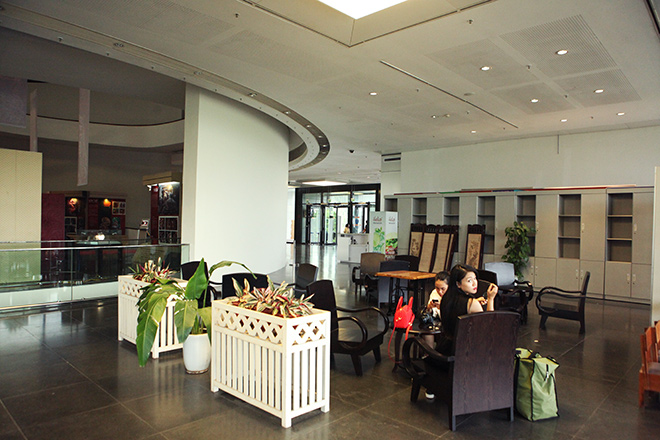 """Bảo tàng Hà Nội """"rỗng ruột"""" sau 7 năm khánh thành - 5"""