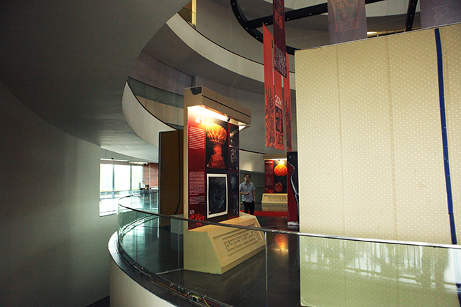 """Bảo tàng Hà Nội """"rỗng ruột"""" sau 7 năm khánh thành - 4"""