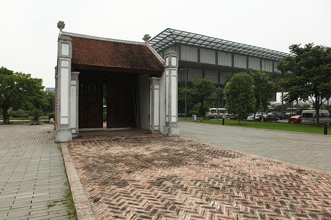 """Bảo tàng Hà Nội """"rỗng ruột"""" sau 7 năm khánh thành - 8"""