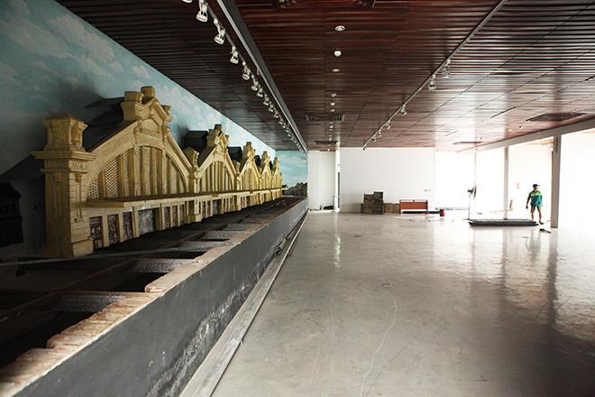 """Bảo tàng Hà Nội """"rỗng ruột"""" sau 7 năm khánh thành - 13"""