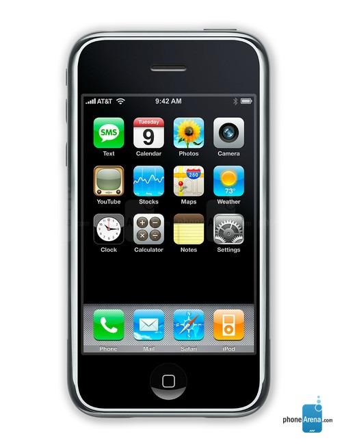 """Top 5 smartphone gây """"bão"""" trong suốt 10 năm qua - 5"""