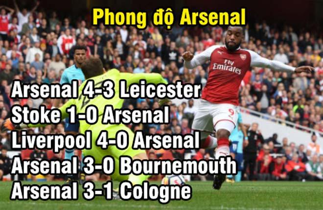 Chelsea – Arsenal: Rực cháy derby London (vòng 5 Ngoại hạng Anh) - 2