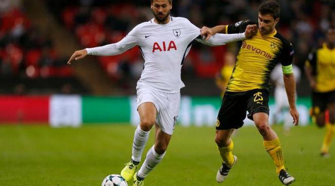 Chi tiết Tottenham - Swansea: Sự ức chế dâng cao (KT) - 9