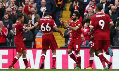 Chi tiết Liverpool - Burnley: 3 mét đá trúng xà ngang (KT) - 5
