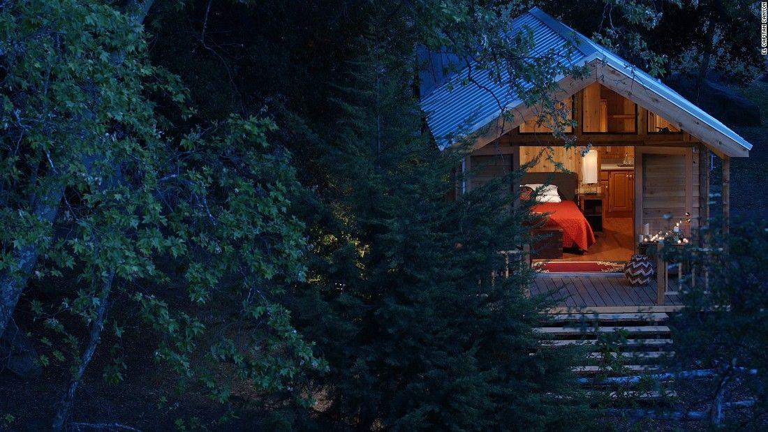 """10 khách sạn ngàn sao giúp du khách """"trần trụi"""" với thiên nhiên - 4"""