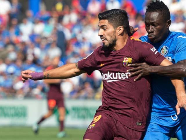 """Getafe - Barcelona: Messi mờ mịt, """"siêu dự bị"""" định đoạt"""
