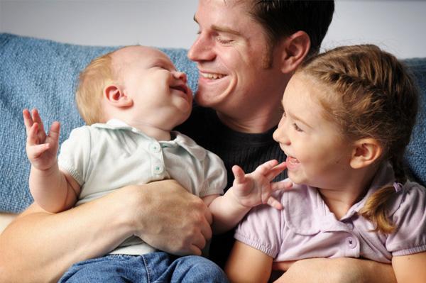 5 cách để trở thành một người cha hoàn hảo - 1