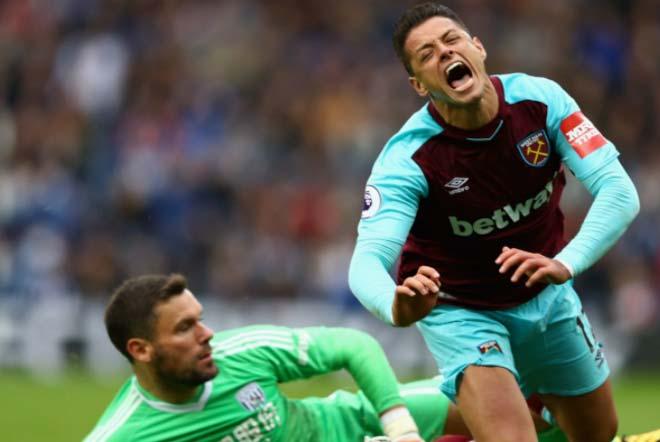 West Brom - West Ham: Rơi bóng nhiều hơn sút - 1