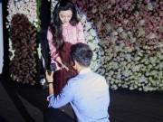 Phim - Lý Thần quỳ gối cầu hôn Phạm Băng Băng trong ngày sinh nhật