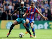 Crystal Palace - Southampton: Bàn thua chóng vánh, kỷ lục khó tin