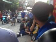 An ninh Xã hội - Tử tù Lê Văn Thọ không kịp phản ứng khi cảnh sát đập vỡ kính taxi, khống chế
