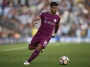 """Bóng đá - Man City thắng """"6 sao"""", Aguero cán mốc 200 với hat-trick"""