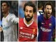 """Cúp C1: Ronaldo, Messi tỏa sáng vẫn thua """"hàng thải"""" Chelsea"""