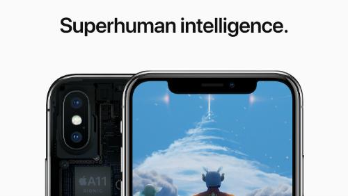 """Chip A11 của iPhone X là """"mãnh thú"""" trong dòng chip xử lý - 2"""