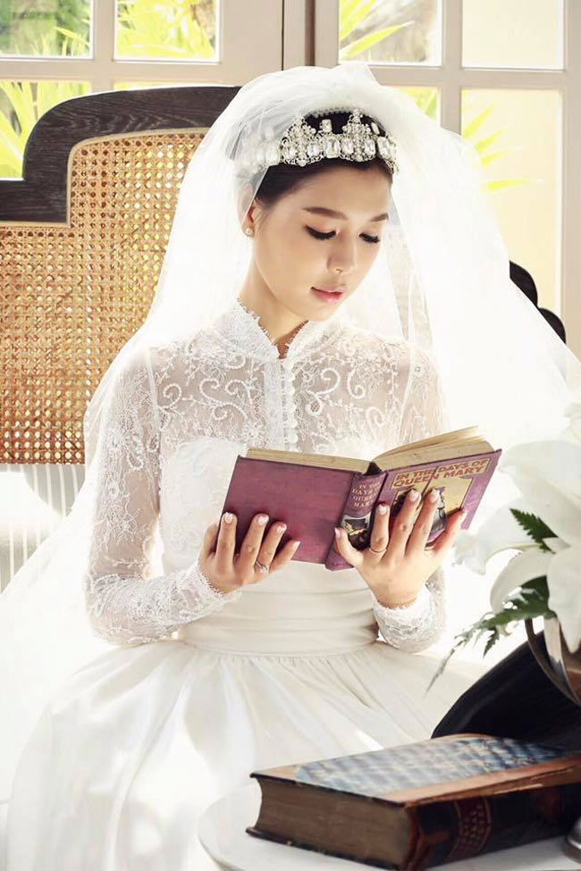 Nhan sắc và phong cách đáng ngưỡng mộ của vợ sắp cưới BTV Quang Minh - 2