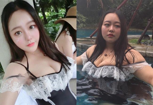 Đây không phải lần đầu tiên, giới trẻ được thấy nhan sắc thật sự phía sau những bức ảnh đẹp lung linh trên mạng xã hội của các hot girl Trung Quốc.
