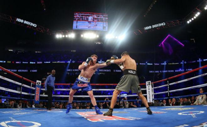 Boxing kinh điển Golovkin - Alvarez: 12 hiệp khốc liệt, kết cục không ngờ - 1