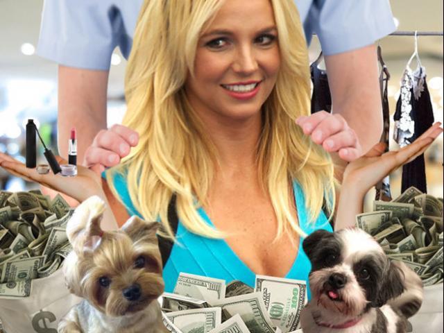 Mỗi năm Britney Spears tốn hàng trăm tỉ đồng chỉ để làm đẹp