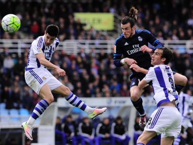 Bale chạy siêu tốc, tái hiện bàn thắng kinh điển vào lưới Barca - 2
