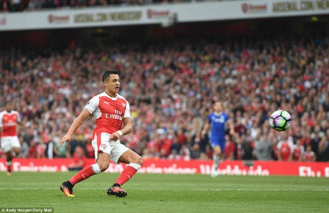 Chi tiết Chelsea - Arsenal: Chủ nhà tạm hài lòng (KT) - 12