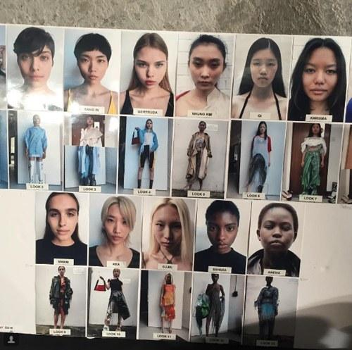 Ngày đầu ra quân tại London Fashion Week, Kim Nhung chễm trệ xuất hiện trên tạp chí Vogue danh giá - 4