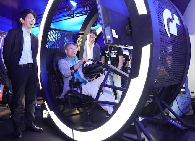 Nhân vật quyền lực nhất của Sony toàn cầu bất ngờ xuất hiện ở TP.HCM - 3