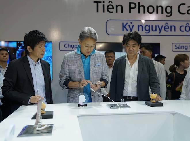 Nhân vật quyền lực nhất của Sony toàn cầu bất ngờ xuất hiện ở TP.HCM - 6