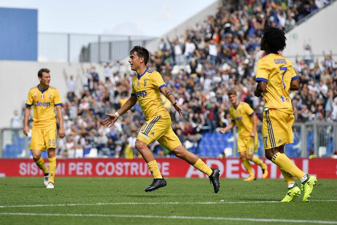 "Sassuolo - Juventus: ""Tiểu Messi"" thăng hoa, hat-trick đẳng cấp - 1"