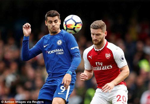 Chi tiết Chelsea - Arsenal: Chủ nhà tạm hài lòng (KT) - 3