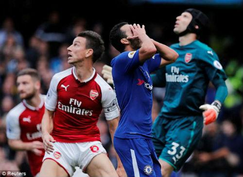 Chi tiết Chelsea - Arsenal: Chủ nhà tạm hài lòng (KT) - 4