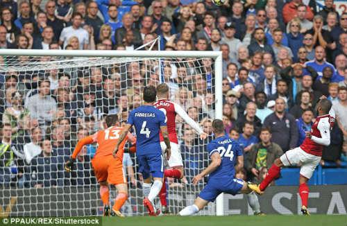 Chi tiết Chelsea - Arsenal: Chủ nhà tạm hài lòng (KT) - 7