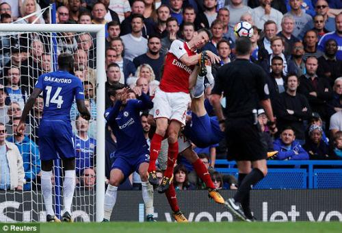 Chi tiết Chelsea - Arsenal: Chủ nhà tạm hài lòng (KT) - 8