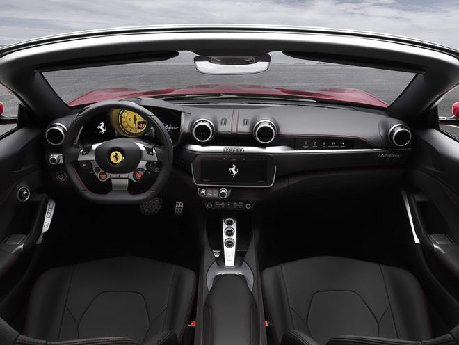 Cận cảnh thực tế Ferrari Portofino hoàn toàn mới - 4