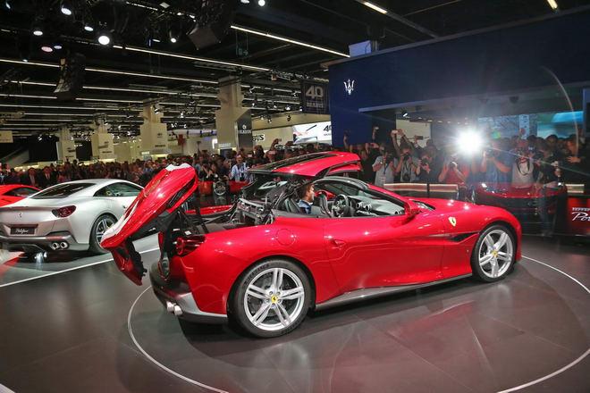 Cận cảnh thực tế Ferrari Portofino hoàn toàn mới - 5