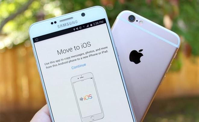 Ba cách chuyển địa chỉ liên hệ từ Android sang iPhone - 1