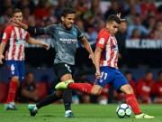 Bóng đá - Atletico Madrid - Malaga: Siêu sao chào sân mới