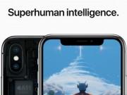 """Thời trang Hi-tech - Chip A11 của iPhone X là """"mãnh thú"""" trong dòng chip xử lý"""