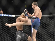 """Thể thao - UFC: Hot-boy lướt ván """"giã gạo"""", đối thủ tan tác xin hàng"""