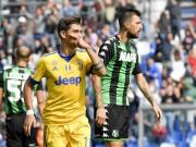 """Bóng đá - Sassuolo - Juventus: """"Tiểu Messi"""" thăng hoa, hat-trick đẳng cấp"""